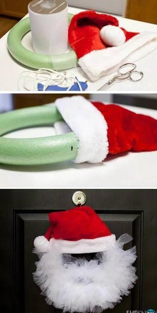 Enfeites Baratos para o Natal