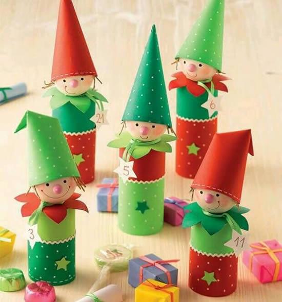 Lembrancinhas Delicadas e Fofas para Natal