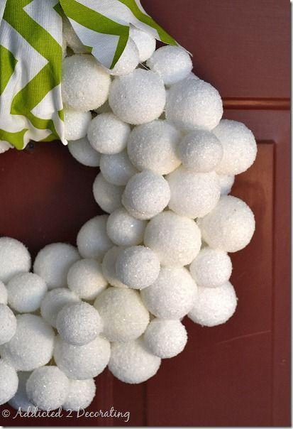 guirlanda de natal com bola de isopor (20)