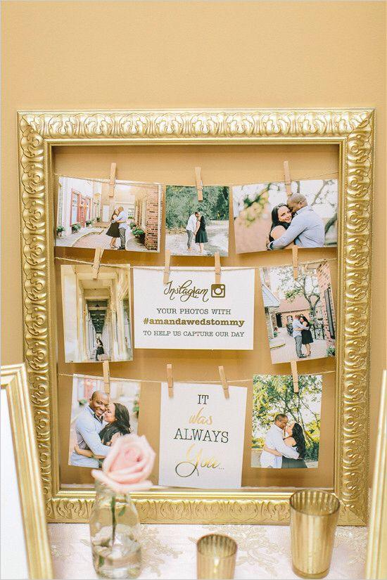 varal de fotos para casamento (23)