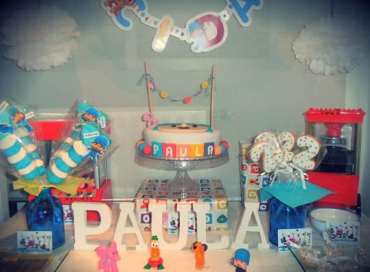 dicas de decoração festa pocoyo