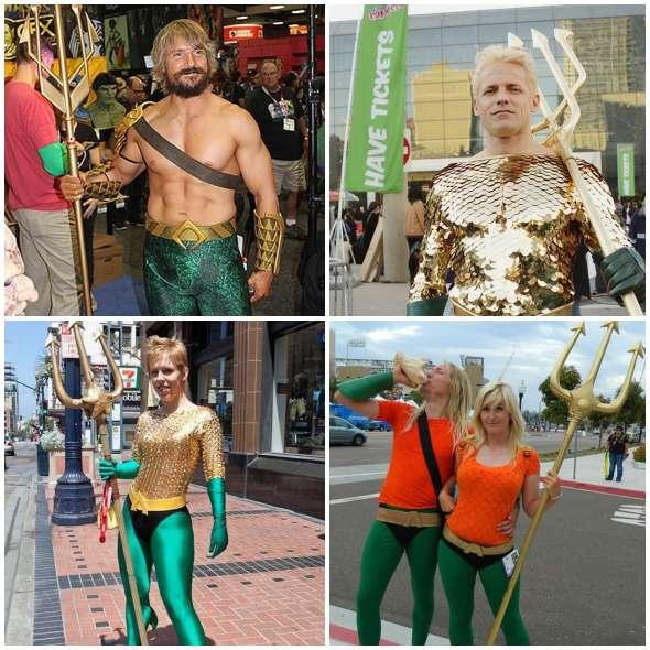 fantasia de vikings exemplo de fantasia de aquaman para o carnaval
