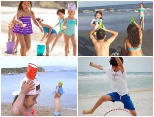 Ideias para Brincar na Praia com Crianças
