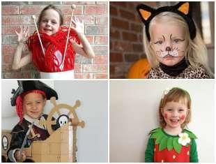 Ideias de Fantasias para Crianças