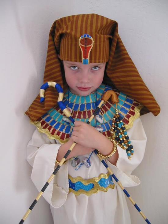 Fantasia de Faraó Egípcio