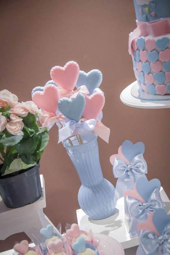 Ideias para Festa Chuva de Amor