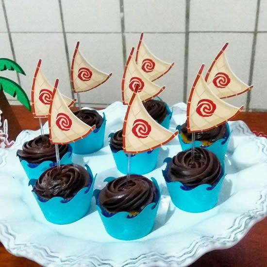 Ideias para Festa Moana