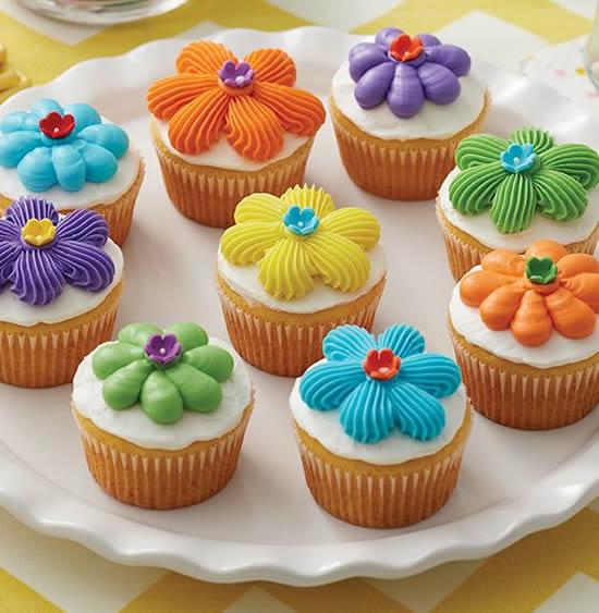 Cupcakes Decorados para Festa