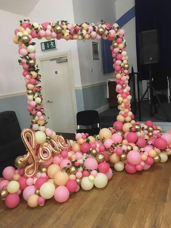 Decoração Criativa com Bolas de Festa