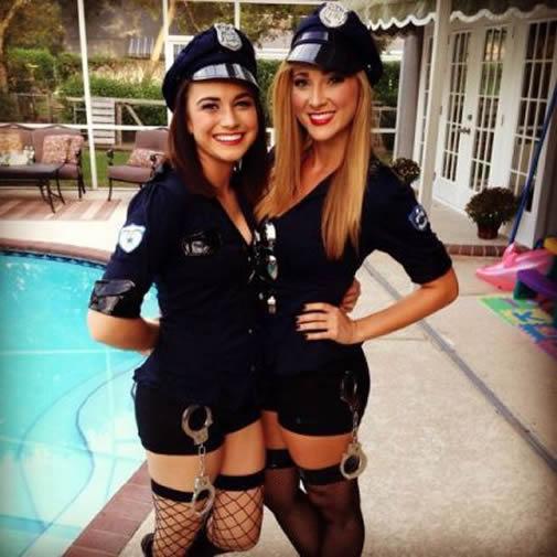 Fantasia de Policial para Carnaval
