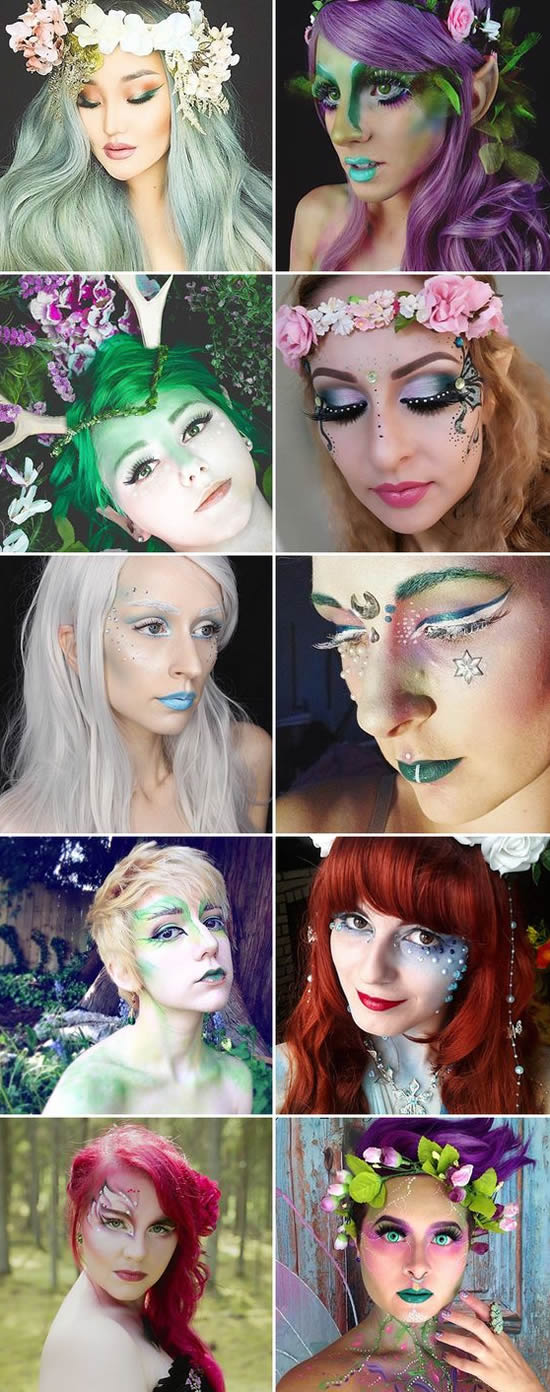 Fantasia de Fada para Carnaval