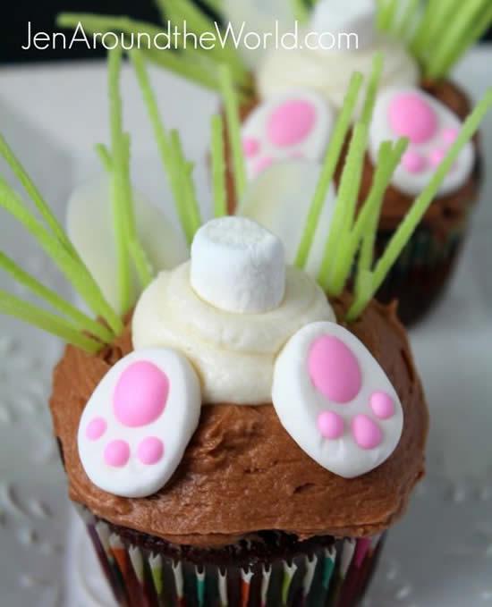 Cupcakes Lindos de Páscoa