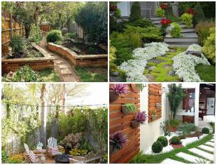 Lindos Projetos Paisagísticos para Jardim