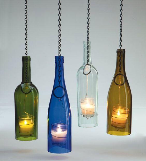 candelabros de vidro