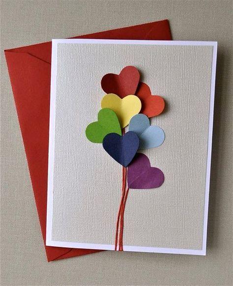 lindo cartão para mamãe