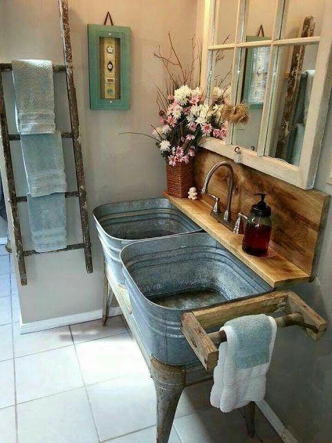Móveis rústicos para sua casa