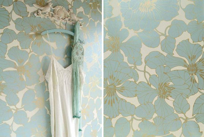 papéis de parede vintage