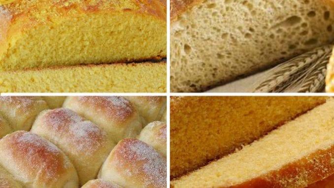 pão de milho para são joão