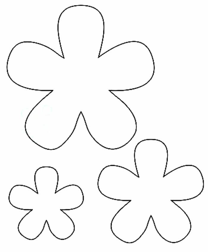 Decoração Com Flores De Papel Moldes Fáceis Como Fazer
