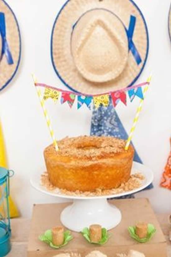 Ideias com Chapéu de Palha para Festa Junina