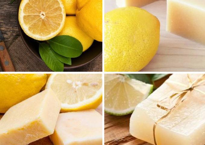 veja como fazer sabão de limão refrescante em casa
