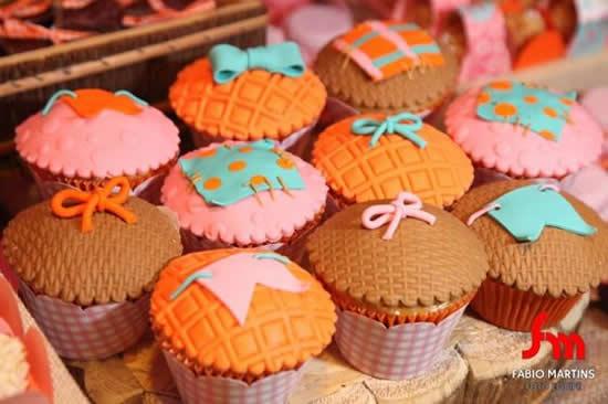 Lindos Cupcakes Juninos