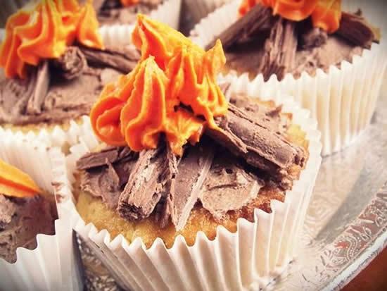 Cupcakes Juninos Criativos