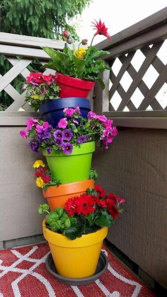 Dicas com flores para jardim