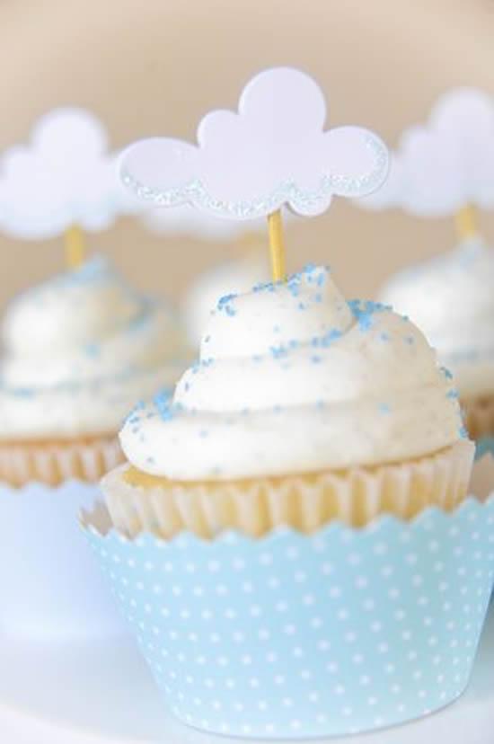 Cupcakes decorados lindos e criativos