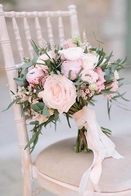 Lindos buquês de noiva para inspiração