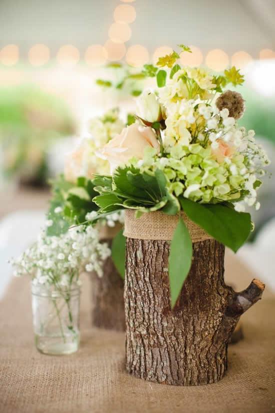 Lindos vasos para decoração