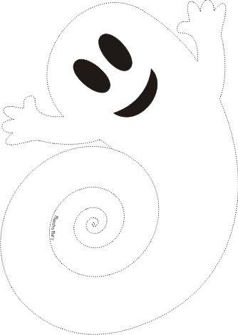 Fantasma de papel