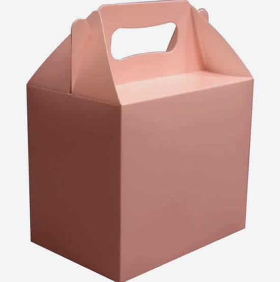 Sacolinha de papel com molde para lembrancinha de Dia das Crianças