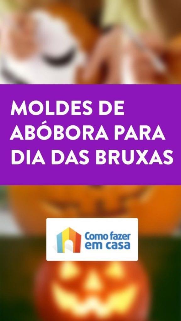 abóbora para Dia das Bruxas