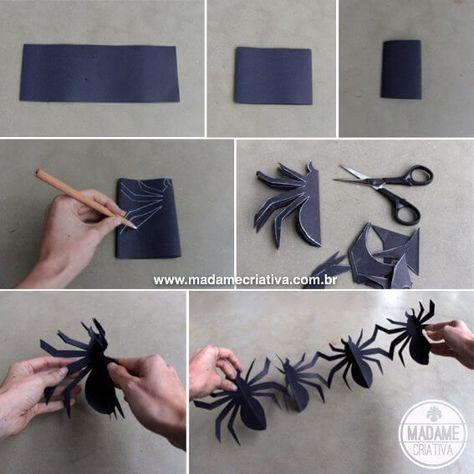 como cortar aranhas