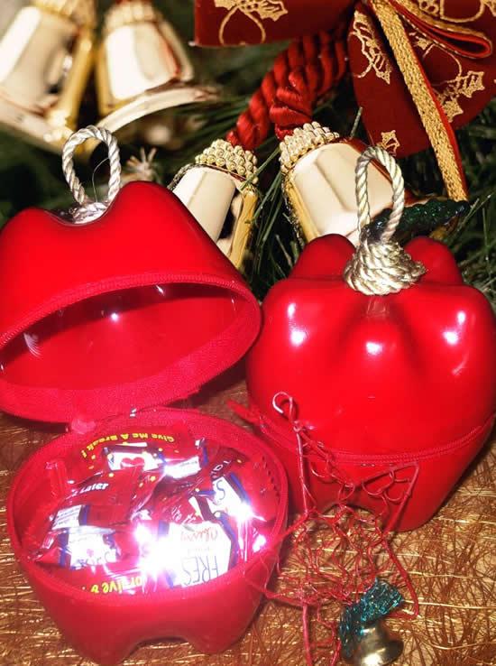 Lindas ideias para decoração de Natal com reciclagem